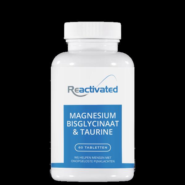 Magnesium Bisglycine & Taurine